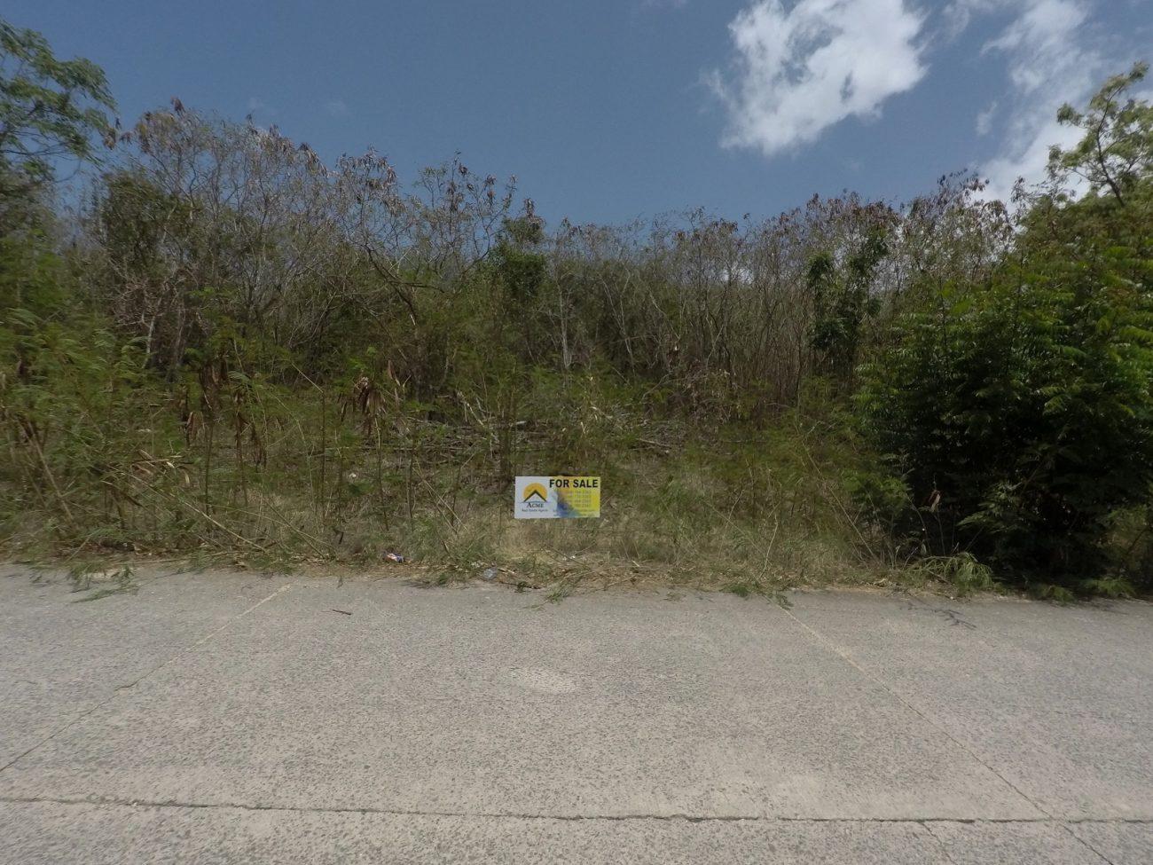 Plot of Land of Cedar Mill Road